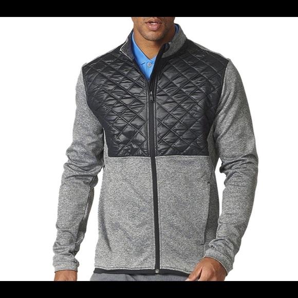 5fab64883 adidas Jackets & Coats | Golf Climaheat Sz Large | Poshmark